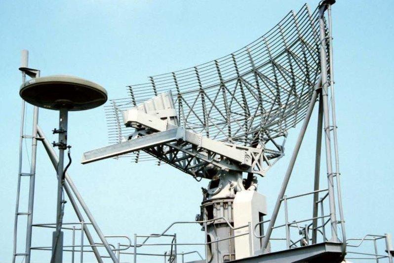 Straalpaden radarzones